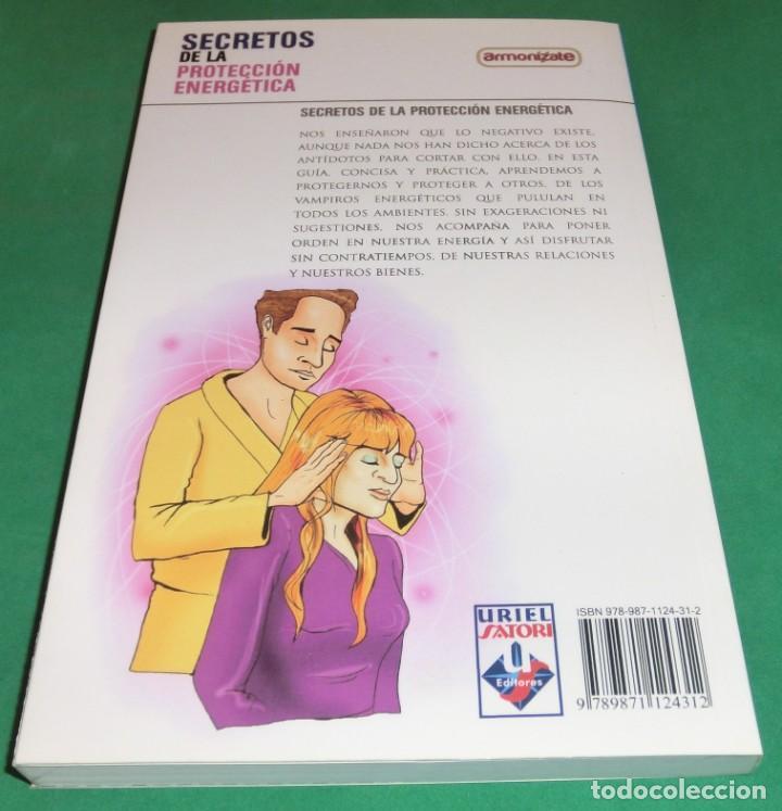 Libros de segunda mano: SECRETOS DE LA PROTECCIÓN ENERGÉTICA-CLAUDIO MÁRQUEZ-EDICIÓN LIMITADA[DESCATALOGADO](3 seguimientos) - Foto 3 - 231573885