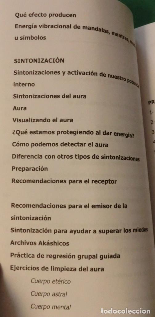 Libros de segunda mano: SECRETOS DE LA PROTECCIÓN ENERGÉTICA-CLAUDIO MÁRQUEZ-EDICIÓN LIMITADA[DESCATALOGADO](3 seguimientos) - Foto 6 - 231573885
