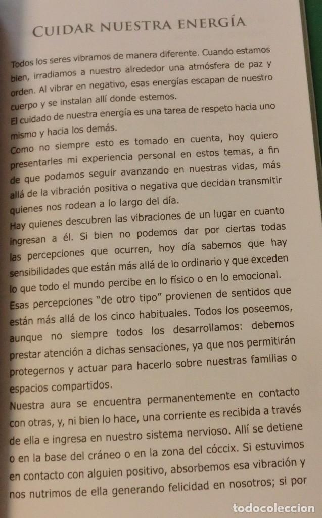 Libros de segunda mano: SECRETOS DE LA PROTECCIÓN ENERGÉTICA-CLAUDIO MÁRQUEZ-EDICIÓN LIMITADA[DESCATALOGADO](3 seguimientos) - Foto 10 - 231573885