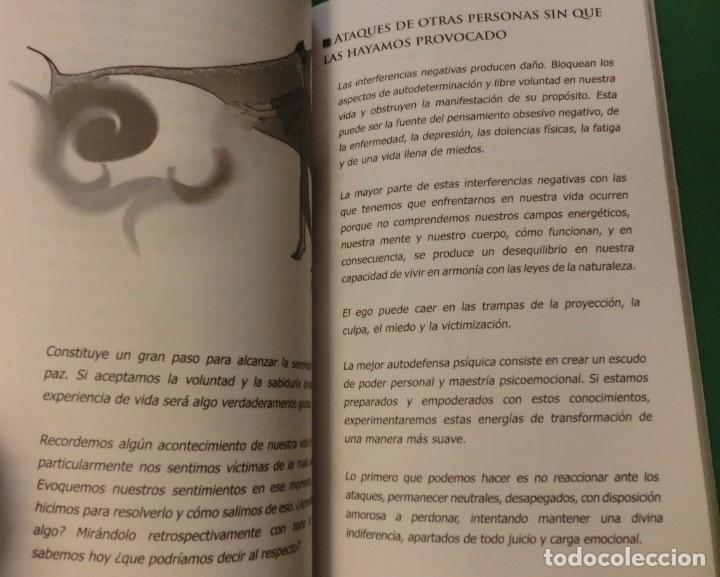 Libros de segunda mano: SECRETOS DE LA PROTECCIÓN ENERGÉTICA-CLAUDIO MÁRQUEZ-EDICIÓN LIMITADA[DESCATALOGADO](3 seguimientos) - Foto 12 - 231573885