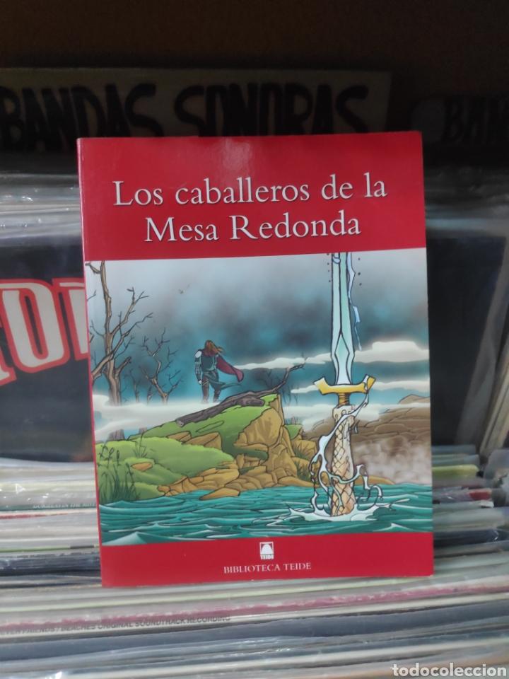 Los Caballeros De La Mesa Redonda Comprar En Todocoleccion 231589500