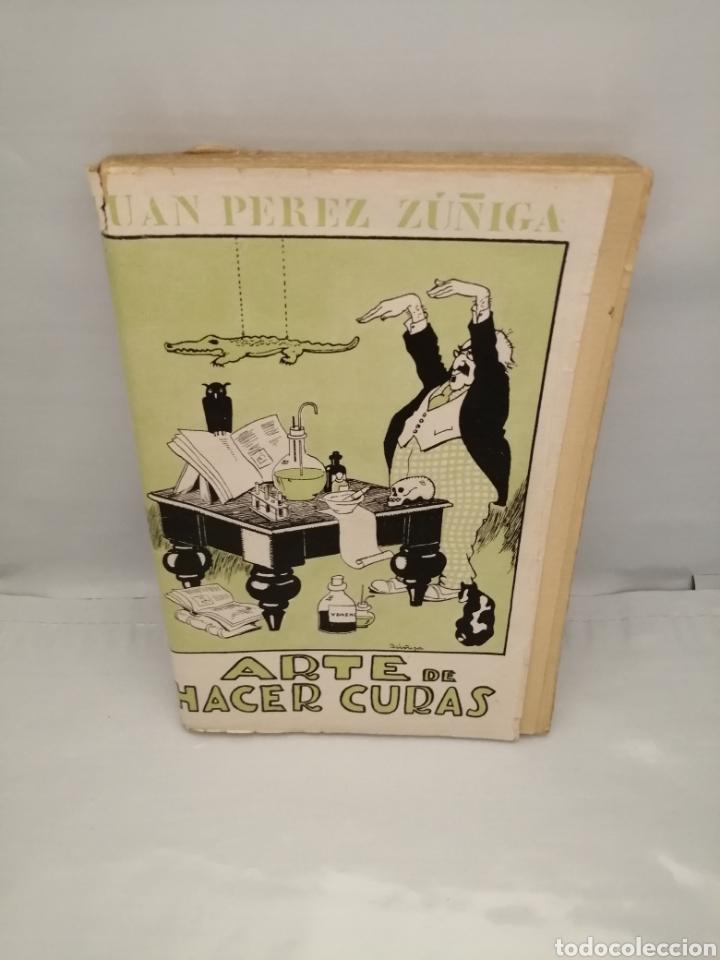 ARTE DE HACER CURAS (Libros de Segunda Mano (posteriores a 1936) - Literatura - Otros)