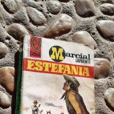 Libros de segunda mano: LIBRO ESTEFANIA ADORNOS EN LA FRENTE N866. Lote 231712815