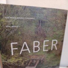 Libros de segunda mano: FABER, ARTE-POESIA-FOTOGRAFIA / ART-POETRY-PHOTOGRAPHY,. Lote 231848585