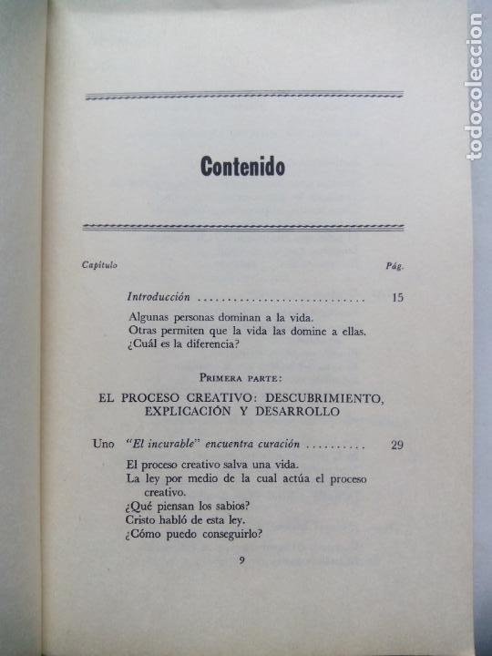 Libros de segunda mano: PODER OCULTO PARA PROBLEMAS HUMANOS. FREDERICK BAILES. EDITORIAL DIANA. MÉXICO 1979. - Foto 3 - 232024490