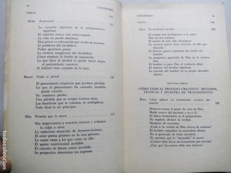 Libros de segunda mano: PODER OCULTO PARA PROBLEMAS HUMANOS. FREDERICK BAILES. EDITORIAL DIANA. MÉXICO 1979. - Foto 4 - 232024490