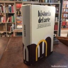 Libri di seconda mano: HISTORIA DEL ARTE - JOSÉ MARÍA DE AZCÁRATE RISTORI. ALFONSO EMILIO PÉREZ SÁMCHEZ. JUAN ANTONIO RAMÍR. Lote 231603470