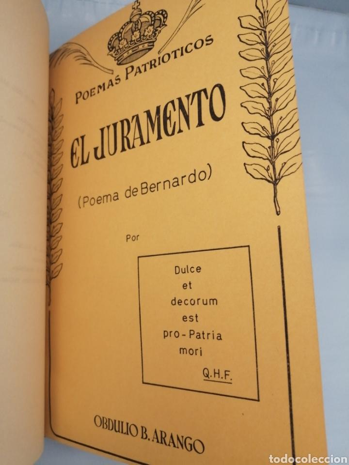 Libros de segunda mano: 4 Obras de Obdulio Barrera Arango: Absalón / Panthea / El Juramento / Trabajos y días perdidos - Foto 4 - 232286275
