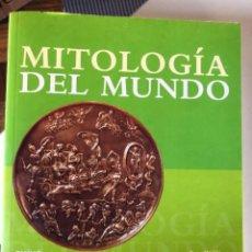 Libros de segunda mano: MITOLOGIA DEL MUNDO DE ROY WILLIS. Lote 232466735