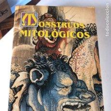 Libros de segunda mano: MONSTRUOS MITOLÓGICOS DE CHARLES GOULD. Lote 232469102
