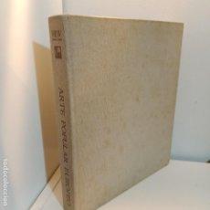 Libros de segunda mano: ARTE POPULAR EUROPEO, HANS JURGEN HANSEN, ARTE / ART, EDICIONES AURA, 1969. Lote 232490880