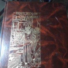 Libri di seconda mano: HISTORIA DE MADRID. COMIC . EDITORIAL GENIL 1984. Lote 232617745