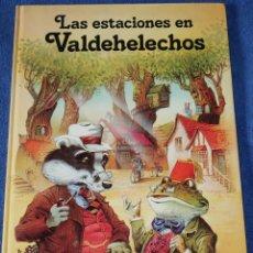 Libri di seconda mano: LAS ESTACIONES EN VALDEHELECHOS - VALDEHELECHOS - EVEREST. Lote 232721780