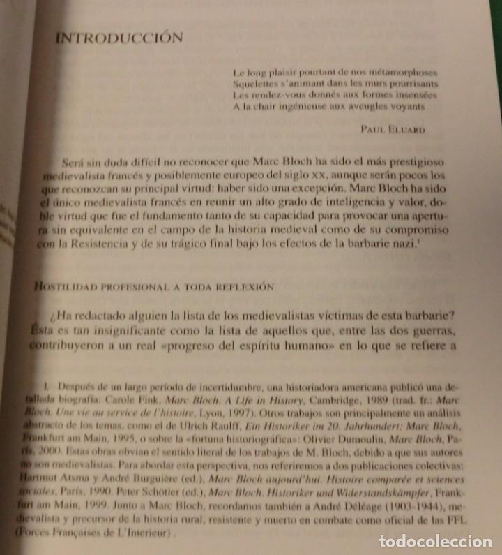 Libros de segunda mano: EL FUTURO DE UN PASADO. LA EDAD MEDIA EN EL SIGLO XXI - ALAIN GUERREAU (COMO NUEVO)[DESCATALOGADO] - Foto 5 - 232917985