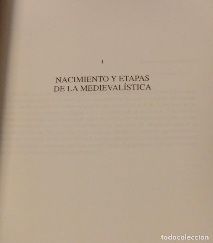 Libros de segunda mano: EL FUTURO DE UN PASADO. LA EDAD MEDIA EN EL SIGLO XXI - ALAIN GUERREAU (COMO NUEVO)[DESCATALOGADO] - Foto 7 - 232917985