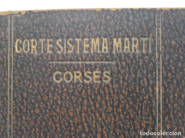 Libros de segunda mano: LIBRO CORTE SISTEMA MARTI, CORSES PARA SEÑORAS Y NIÑAS, CARMEN MARTI DE MISSE, 3ª ED BARCELONA 1934 - Foto 2 - 232989010