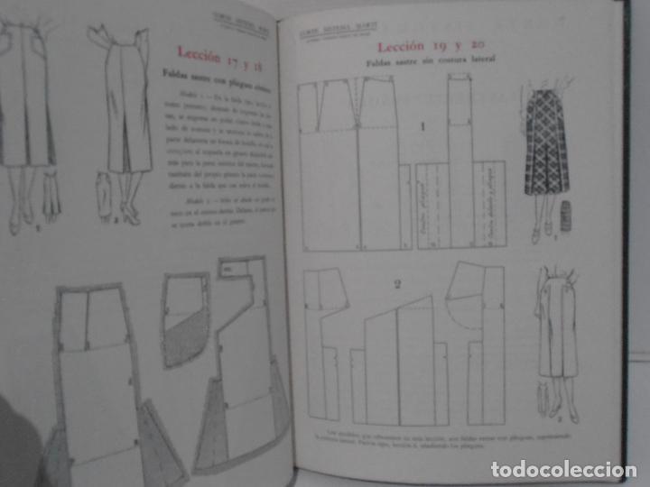 Libros de segunda mano: LIBRO CORTE SISTEMA MARTI, SASTRERIA, CARMEN MARTI DE MISSE, OCTOGESIMA TERCERA ED BARCELONA 1964 - Foto 4 - 232990925