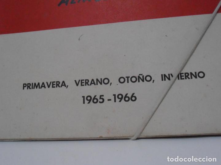 Libros de segunda mano: LIBRO PATRONES GRADUABLES, MARTI ALTA COSTURA, 1965 1966 - Foto 2 - 232994883