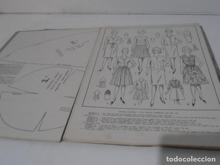 Libros de segunda mano: LIBRO PATRONES GRADUABLES, MARTI ALTA COSTURA, 1965 1966 - Foto 4 - 232994883