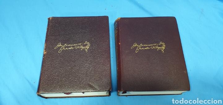 Libros de segunda mano: OBRAS COMPLETAS DE FRANCISCO DE QUEVEDO - VERSO/PROSA 1964/66 - AGUILAR - Foto 7 - 271786158