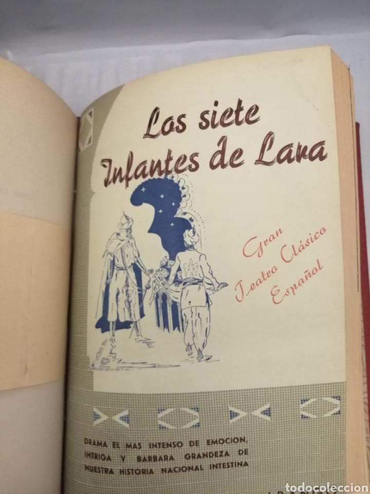 Libros de segunda mano: Obdulio Barrera: Absalón / Santa Juana / El Juramento / Los Siete Infantes de Lara / Panthea - Foto 4 - 233083570