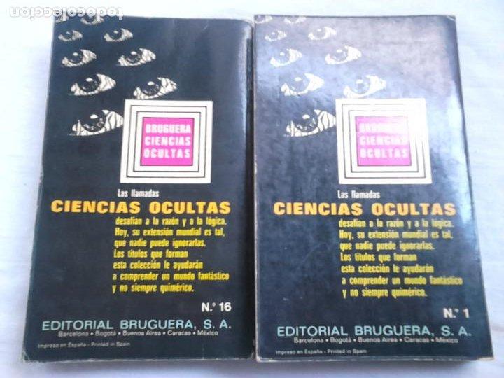 Libros de segunda mano: Los milagros (David Ordaz) + Las sorprendentes posibilidades del espíritu (Ignacio R. Romo) - Foto 2 - 233203300