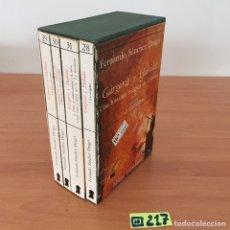 Libros de segunda mano: GÁRGORIS Y HABIDIS: UNA HISTORIA MÁGICA DE ESPAÑA. Lote 233254610