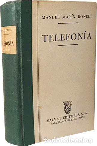 Libros de segunda mano: Telefonía. (Historia; Transmisores; Receptores; Etc. 804 pags. 570 figuras - Foto 2 - 233259860