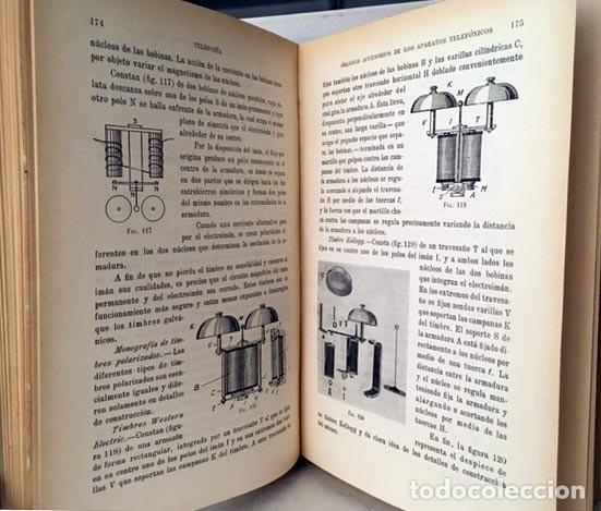 Libros de segunda mano: Telefonía. (Historia; Transmisores; Receptores; Etc. 804 pags. 570 figuras - Foto 4 - 233259860