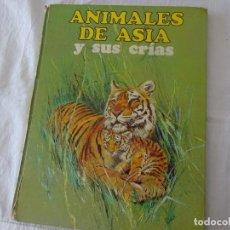 Libros de segunda mano: ANIMALES DE ASIS Y SUS CRÍAS, ED. FHER, 1.978. Lote 233317185