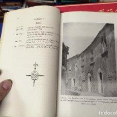 Libros de segunda mano: CATÁLOGO DE LA SECCIÓN HISTÓRICA DEL ARCHIVO MUNICIPAL DE LA VILLA DE MURO (BALEARES).1952. MALLORCA. Lote 233333710