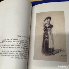 Libros de segunda mano: TEMPS HA...INDUMENTÀRIA DE LES PITIÜSES . ANTONI POMAR / JOAN MARÍ TUR. 1989. IBIZA . UNA JOIA!!!. Lote 233374945