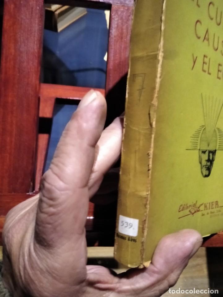Libros de segunda mano: EL CUERPO CAUSAL Y EL EGO-ARTURO E. POWELL-EDITORIAL KIER-1956-SUMAMENTE RARO - Foto 3 - 233424050