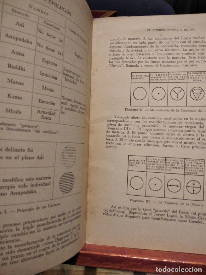Libros de segunda mano: EL CUERPO CAUSAL Y EL EGO-ARTURO E. POWELL-EDITORIAL KIER-1956-SUMAMENTE RARO - Foto 8 - 233424050