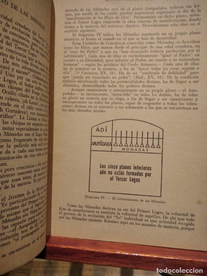 Libros de segunda mano: EL CUERPO CAUSAL Y EL EGO-ARTURO E. POWELL-EDITORIAL KIER-1956-SUMAMENTE RARO - Foto 9 - 233424050