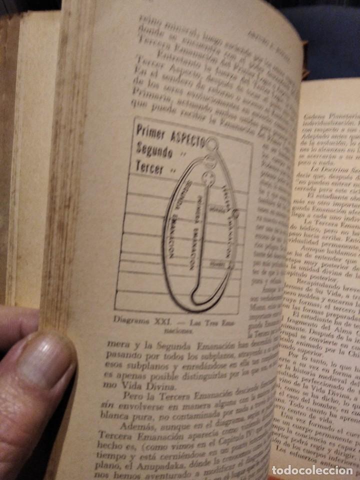 Libros de segunda mano: EL CUERPO CAUSAL Y EL EGO-ARTURO E. POWELL-EDITORIAL KIER-1956-SUMAMENTE RARO - Foto 11 - 233424050