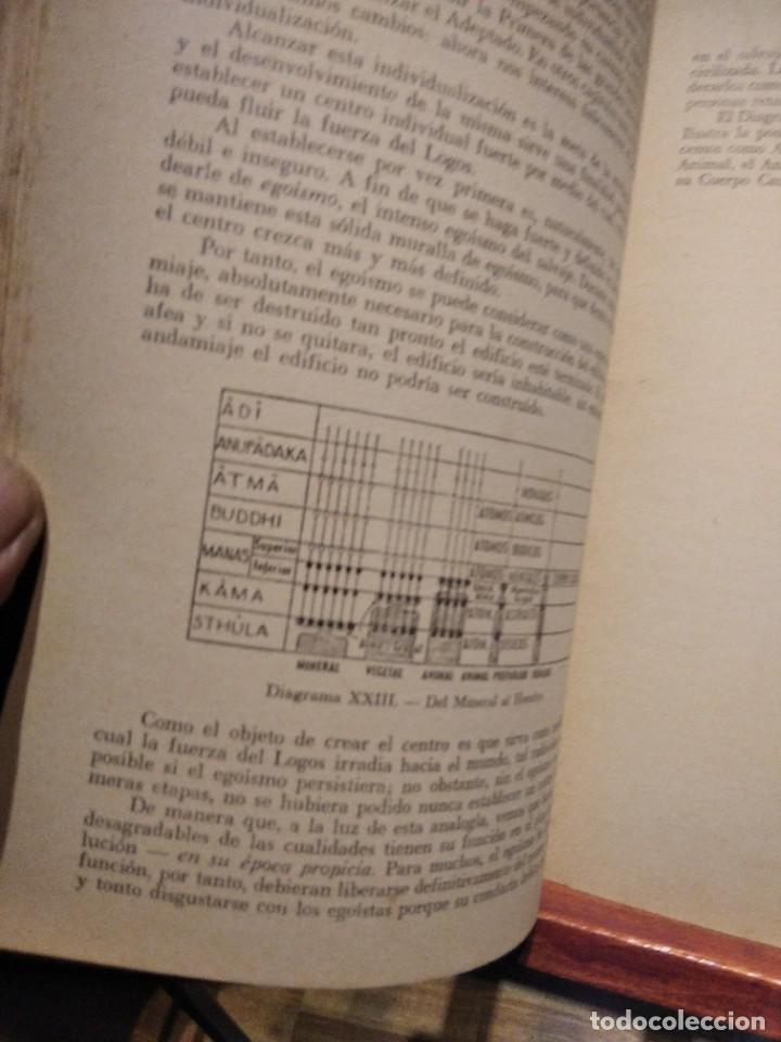 Libros de segunda mano: EL CUERPO CAUSAL Y EL EGO-ARTURO E. POWELL-EDITORIAL KIER-1956-SUMAMENTE RARO - Foto 13 - 233424050