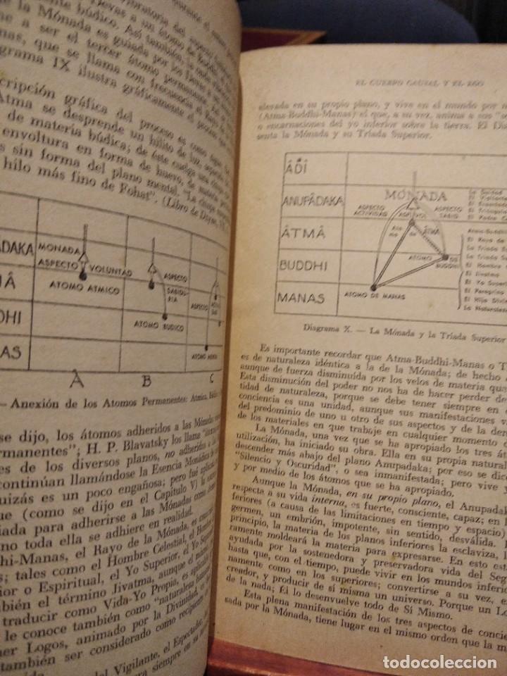 Libros de segunda mano: EL CUERPO CAUSAL Y EL EGO-ARTURO E. POWELL-EDITORIAL KIER-1956-SUMAMENTE RARO - Foto 14 - 233424050
