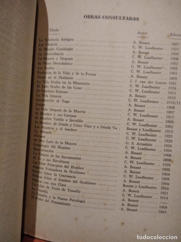 Libros de segunda mano: EL CUERPO CAUSAL Y EL EGO-ARTURO E. POWELL-EDITORIAL KIER-1956-SUMAMENTE RARO - Foto 16 - 233424050