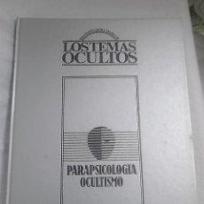 Libros de segunda mano: GRAN ENCICLOPEDIA GRÁFICA DE LOS TEMAS OCULTOS, TOMO 1 (PARAPSICOLOGÍA, OCULTISMO) - UVE, 1982. Lote 233662630
