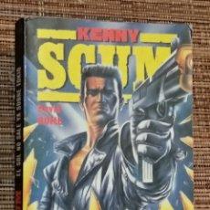 Libros de segunda mano: EL SOL NO SALE SOBRE TOKIO - KENNY SCUM - GEASA - COLECCION SCUM-ACCIÓN - VER FOTOS. Lote 233670900