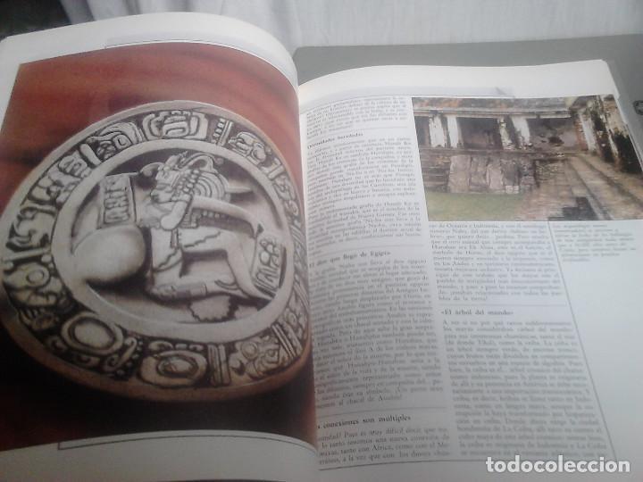 Libros de segunda mano: Gran enciclopedia gráfica de los temas ocultos, Tomos 1, 2 y 3 Grandes enigmas - Uve, 1982 - Foto 3 - 233674060