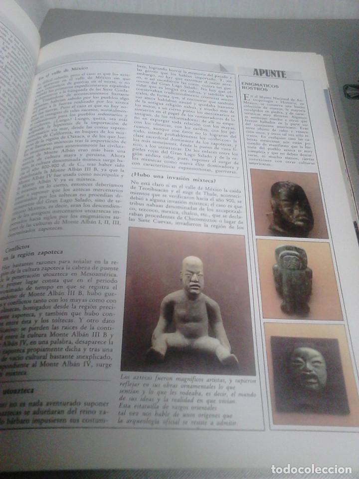Libros de segunda mano: Gran enciclopedia gráfica de los temas ocultos, Tomos 1, 2 y 3 Grandes enigmas - Uve, 1982 - Foto 4 - 233674060