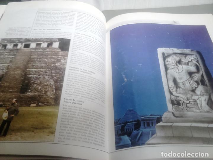 Libros de segunda mano: Gran enciclopedia gráfica de los temas ocultos, Tomos 1, 2 y 3 Grandes enigmas - Uve, 1982 - Foto 6 - 233674060