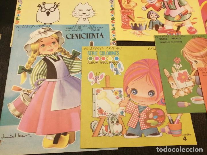 Libros de segunda mano: Lote cuadernos para colorear - Editorial Roma (10 unidades) - Foto 5 - 233773335