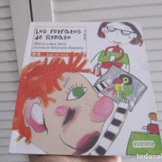 Libros de segunda mano: LOS RETRATOS DE RENATO - MARÍA LUISA LÓPEZ SORIA. Lote 233817415