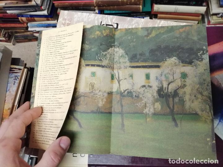 Libros de segunda mano: LILLA DE LA CALMA . SANTIAGO RUSIÑOL . LA FORADADA . J.J. DE OLAÑETA, EDITOR . 2001. MALLORCA . - Foto 3 - 233851640