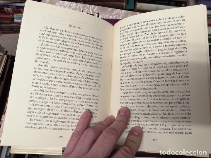 Libros de segunda mano: LILLA DE LA CALMA . SANTIAGO RUSIÑOL . LA FORADADA . J.J. DE OLAÑETA, EDITOR . 2001. MALLORCA . - Foto 6 - 233851640