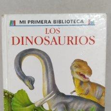 Libros de segunda mano: MI PRIMERA ENCICLOPEDIA LOS DINOSAURIOS - EDITORIAL HEMMA - AÑO 1993. Lote 233865730