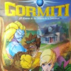 Libros de segunda mano: EL GRAN LIBRO DE LOS GORMITI -AÑO 2008 (REGALO DOS LIBROS MÁS). Lote 233866070